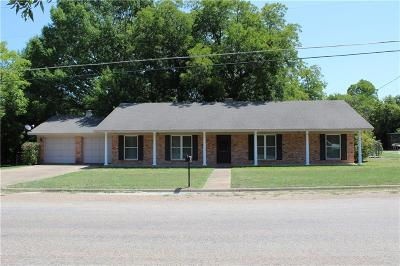 Valley Mills Single Family Home For Sale: 505 5th Street