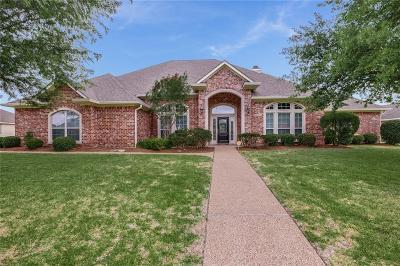 Waco Single Family Home For Sale: 5605 Plantation Drive