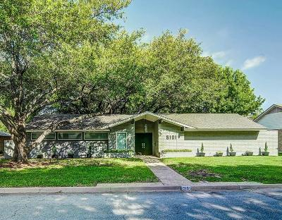Waco Single Family Home For Sale: 5101 Lake Highlands Drive
