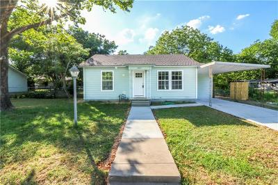 Waco Single Family Home For Sale: 3921 Speight Avenue