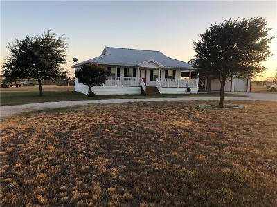 Valley Mills Single Family Home Under Contract: 14745 N Hwy 6