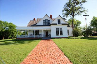 Gatesville Single Family Home For Sale: 1402 South Street Street