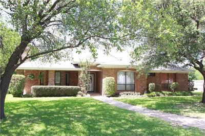 McGregor Single Family Home For Sale: 353 Bluebonnet Circle