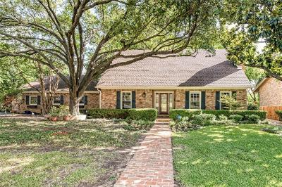 Waco Single Family Home For Sale: 2629 Woodmont Circle