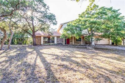 McGregor Single Family Home For Sale: 1467 Fossil Rim Road