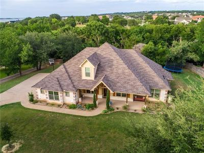 Woodway Single Family Home For Sale: 207 Cypress Court