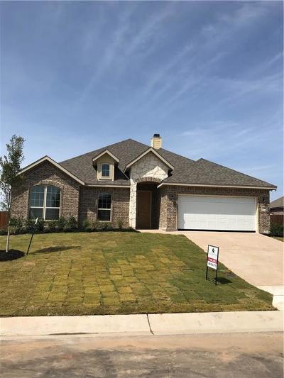 McGregor Single Family Home For Sale: 254 Oak Meadow Trail