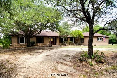 Valley Mills Single Family Home For Sale: 218 Cr 3188