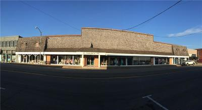 McGregor Commercial For Sale: 209 S Main Street
