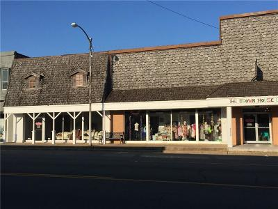McGregor Commercial For Sale: 211 S Main Street
