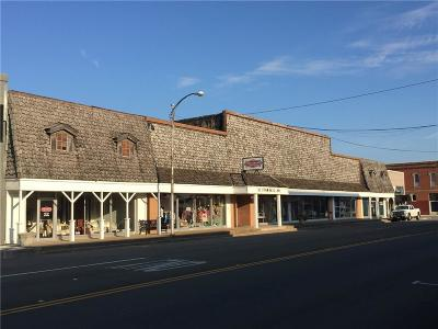 McGregor Commercial For Sale: 213 S Main Street