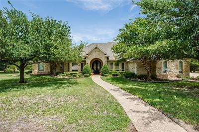 McGregor Single Family Home For Sale: 4030 Canyon Trail