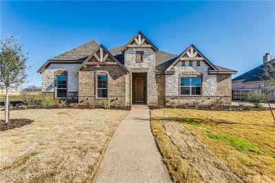 McGregor Single Family Home For Sale: 507 Sagebrush Lane
