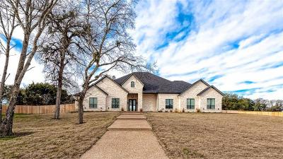 McGregor Single Family Home For Sale: 6041 Ripplewood Drive