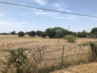 China Spring Residential Lots & Land For Sale: Tbd Baylor Camp Road