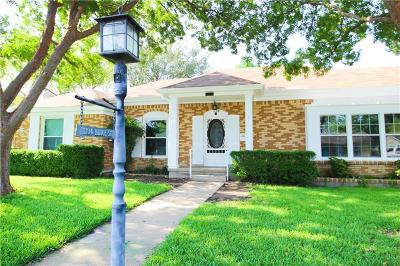 Gatesville Single Family Home For Sale: 1104 Bridge Street
