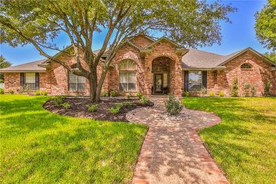 McGregor Single Family Home For Sale: 833 Country Lane Drive