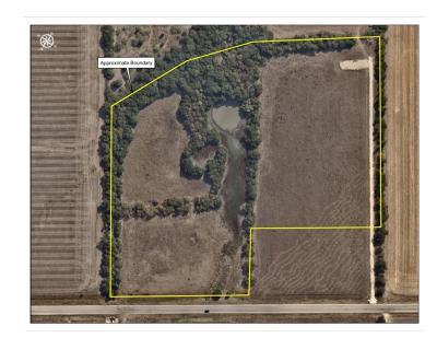 Waco Farm & Ranch For Sale: Tbd Pioneer Parkway
