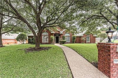 Woodway Single Family Home For Sale: 9006 Willow Bend Drive