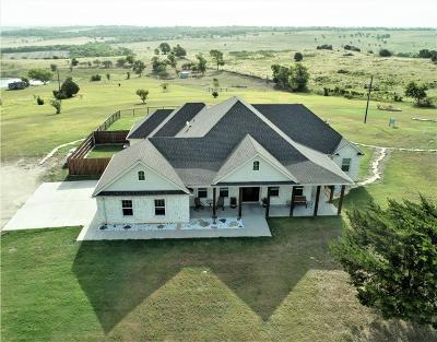 McGregor Single Family Home For Sale: 3572 N Blue Cut Road
