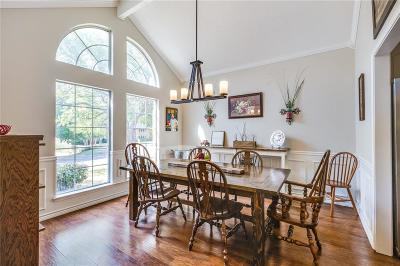 Woodway Single Family Home Under Cont W/Contg: 9904 Oak Ridge Circle