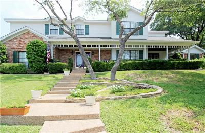 Woodway Single Family Home For Sale: 10007 Lost Oak Ridge Drive