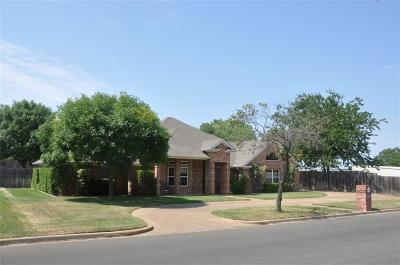 Woodway Single Family Home For Sale: 8001 Ridge Point Drive