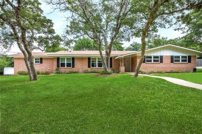 Woodway Single Family Home For Sale: 433 Whitehall Road