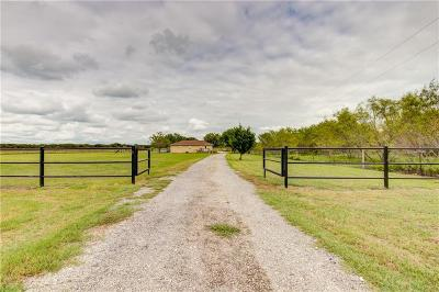 Axtell Single Family Home Active Under Contract: 4396 T K Parkway