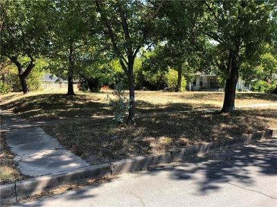 Waco Residential Lots & Land For Sale: 2100 Colcord Avenue