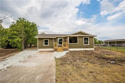 McGregor Single Family Home For Sale: 100 N Tyler Street