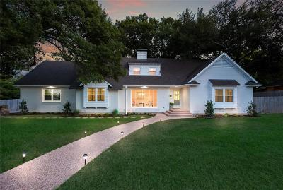Waco Single Family Home For Sale: 2700 Wooded Acres Drive