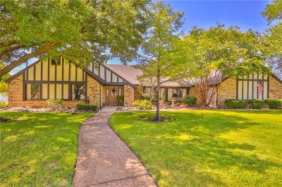 Waco Single Family Home For Sale: 1313 Woodland West Drive