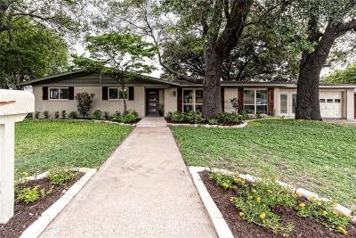 Waco Single Family Home For Sale: 2621 Mountainview Drive