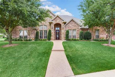 Waco Single Family Home For Sale: 1024 Burberry