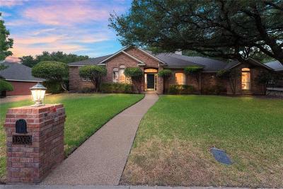 Waco Single Family Home For Sale: 12005 Oak Ridge Drive