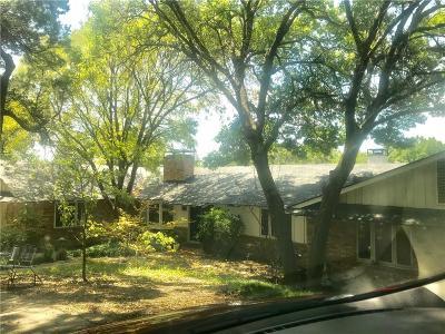 Waco Single Family Home For Sale: 5033 Brooks Drive