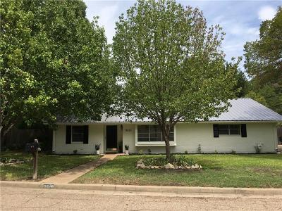 Woodway Single Family Home For Sale: 9501 Brook Hollow Street