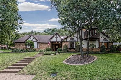 Waco Single Family Home For Sale: 200 Trailview Drive