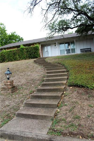 Woodway Single Family Home For Sale: 1201 Sierra Drive
