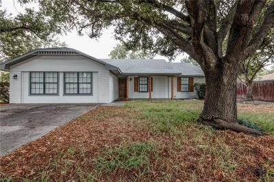 Woodway Single Family Home For Sale: 287 Elmwood Drive