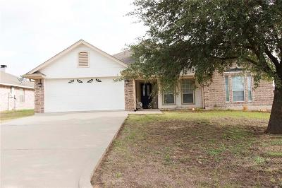 Hewitt Single Family Home For Sale: 109 Topaz Circle
