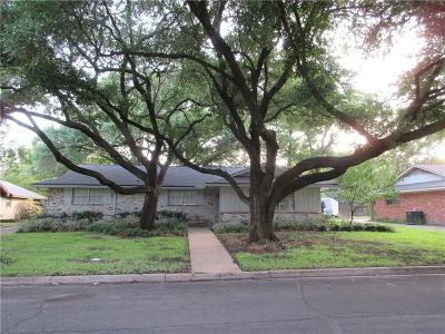 Waco Single Family Home For Sale: 1728 Laurel Lake
