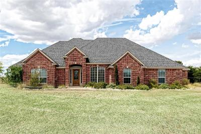 Lorena Single Family Home For Sale: 4896 S Hwy 77
