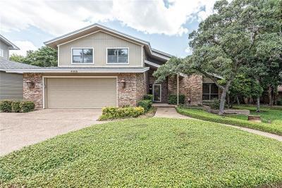 Waco Single Family Home For Sale: 4408 Village Oak Drive