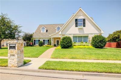 Waco Single Family Home For Sale: 1109 Charing Cross Drive
