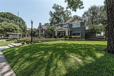 Waco Single Family Home For Sale: 1910 Austin Avenue