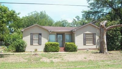 Marlin Single Family Home For Sale: 1100 Rock Dam Road