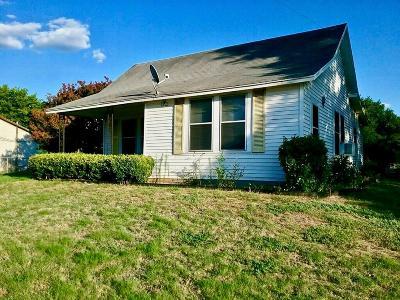 Marlin Single Family Home For Sale: 602 Bridge Street