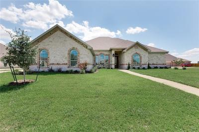 McGregor Single Family Home Under Contract: 643 Sienna Bend Trail